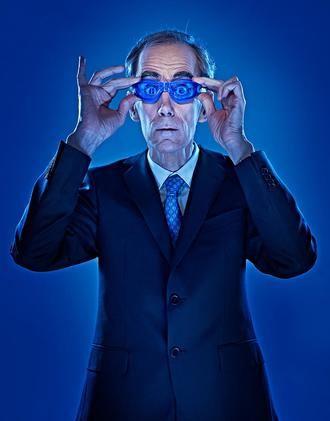 Otro Teatro trae al Moderno 'Instensamente azules', con César Sarachu
