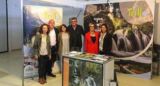 Trillo estuvo presente enRuristur, la I Feria de Turismo Rural de San Clemente