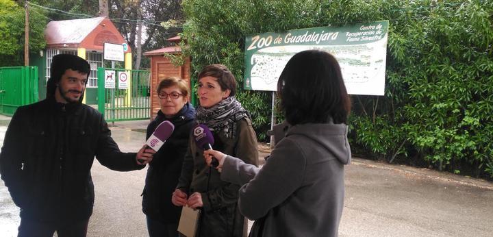 Ahora Guadalajara quiere potenciar la función educativa del zoo municipal