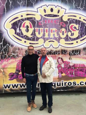 Antonio de Miguel ratifica en Guadalajara el apoyo de VOX a los espectáculos con animales