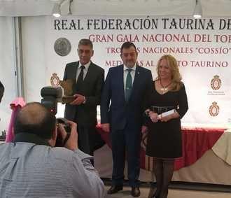 Premiada la Peña Taurina de Azuqueca de Henares por sus 25 años de historia