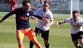 La Balompédica da un golpe sobre la mesa venciendo 3-0 al Valencia Mestalla