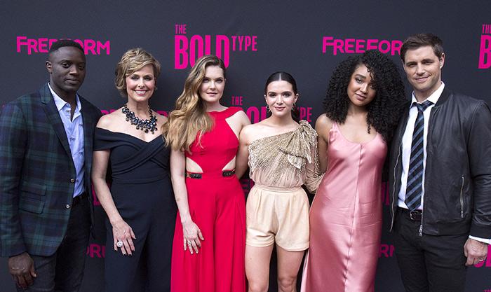 ¡HOLA! 'The Bold Type', la versión millenial de 'Sexo en Nueva York' estrena su 3ª temporada
