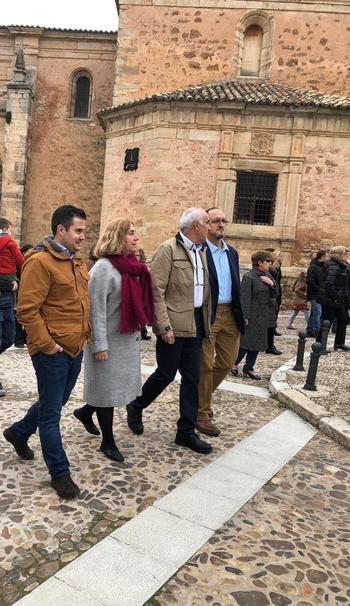 Silvia Valmaña encabeza la candidatura del Partido Popular a la alcaldía de Cifuentes