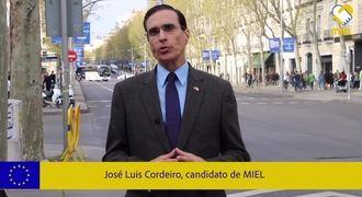 Un ingeniero de origen venezolano lidera una lista de latinos al Parlamento Europeo