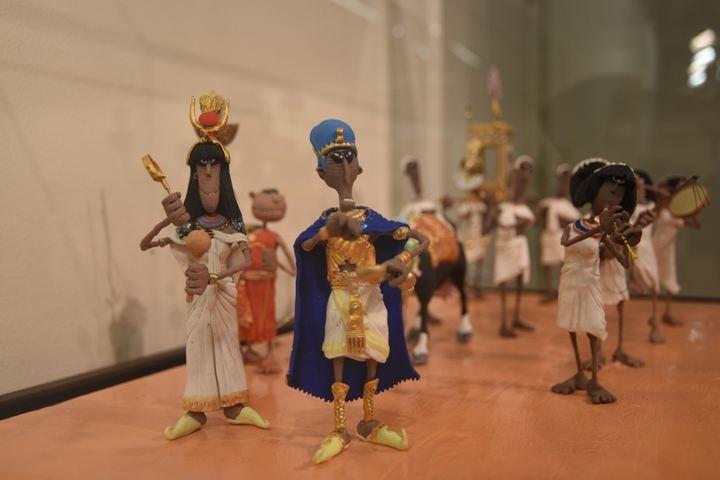 Cerca de 4.000 escolares han visitado la Exposición educativa 'Plastihistoria de la música' en la Sala de Arte de la Diputación de Guadalajara