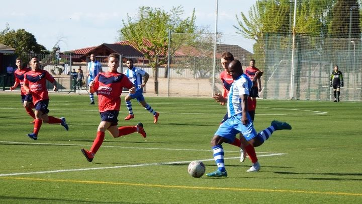 El Hogar Alcarreño, 0-0, empata en Mocejón