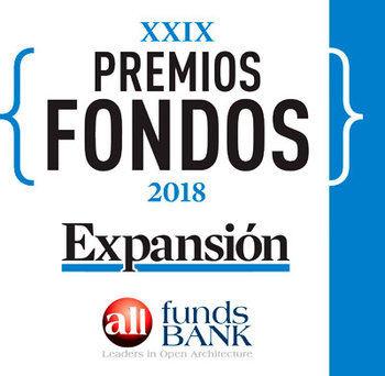 """Nuevo reconocimiento a la gestión de activos del grupo IberCaja en los premos """"Expansión All Funds"""""""