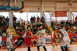Tras un buen partido, el Isover Basket Azuqueca vuelve sin recompensa de Zamora