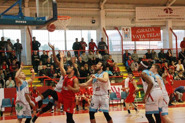 El Isover Basket Azuqueca intentará volver a la senda de la victoria en Zamora