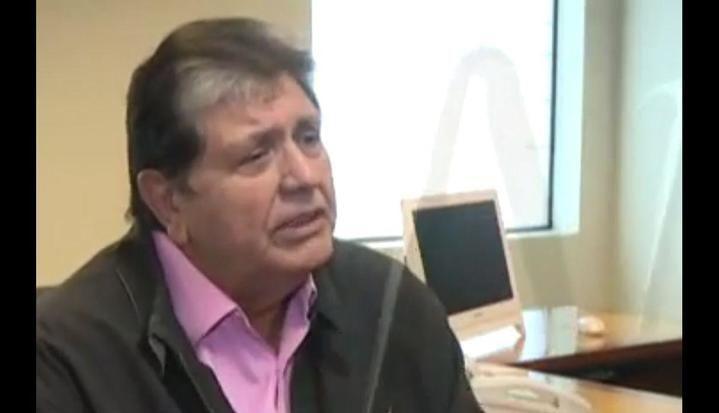 Muere el ex presidente peruano Alan García tras dispararse un tiro en la cabeza cuando iba a ser detenido