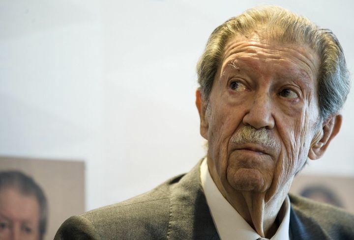 Muere a los 91 años Manuel Alcántara, el maestro de la columna periodística