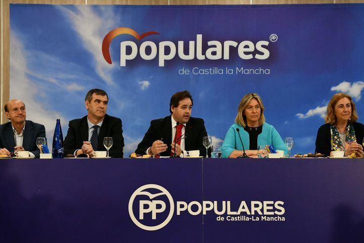 Paco Nuñez dice en Guadalajara que Page quiere 'cargarse de tapadillo' el Convenio Sanitario con Madrid