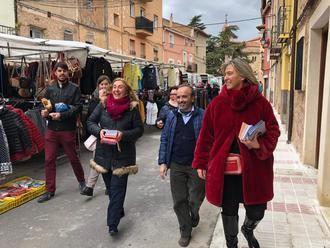 Valmaña y Guarinos, de campaña