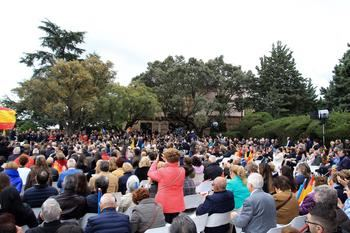 Núñez asegura junto a Casado, en Toledo, que sólo un Gobierno del PP en España y en la Junta pueden poner fin a la crisis sanitaria a la que Page ha llevado a CLM