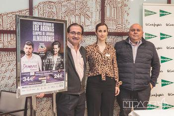 Bustamante y Demarco Flamenco actuarán en los campos de lavanda en un concierto solidario a favor de la Fundación Nipace
