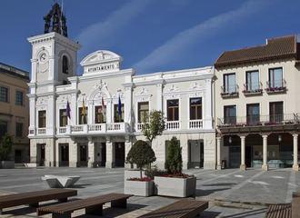 Operativo especial del ayuntamiento de Guadalajara de traslado a los colegios electorales