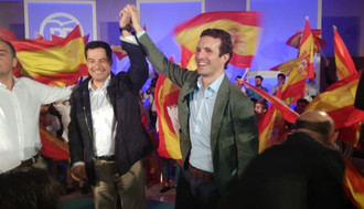 Andalucía lidera la creación de empleo en la primera EPA del Gobierno de PP, Cs y VOX