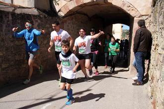 El domingo 5 de mayo, V Carrera contra el Cáncer en Sigüenza