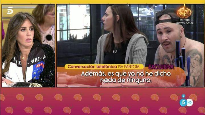 """DIEZ MINUTOS ¿Por qué Chabelita no defiende a su madre en """"Supervivientes""""?"""