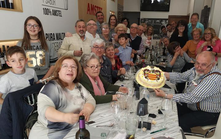 El X Encuentro Nacional de la Famlia Córdoba en Albacete reúne a cuatro generaciones