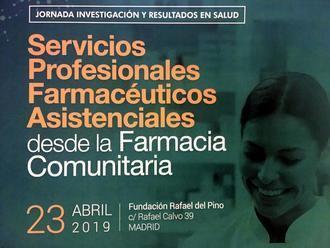 El Servicio de Adherencia Terapéutica desde las farmacias genera un beneficio de hasta 38 euros por paciente