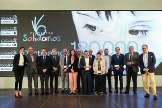 Carrefour y su Fundación donan 30.000 euros a Asprona a favor de la infancia con discapacidad intelectual de Albacete