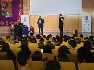 El presidente de la Diputación participa en la clausura del I Encuentro Provincial MUSE con centros educativos de la provincia