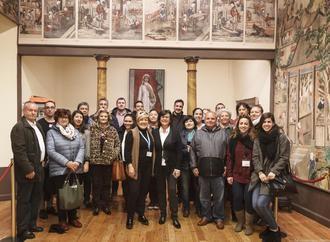 Guadalajara presenta sus atractivos turísticos a agencias, empresas de ocio y gestores culturales de la Comunidad de Madrid