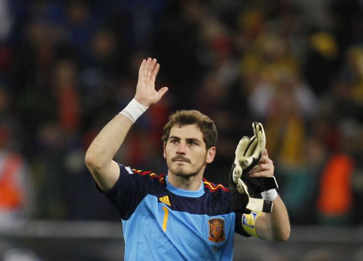 Iker Casillas, ingresado de urgencias tras sufrir un infarto