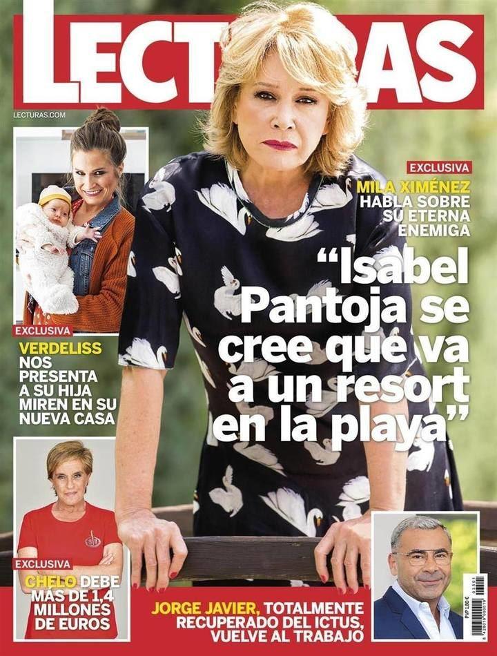 """LECTURAS Cristina Tárrega a Alessandro Lequio: """"Eres muy cutre y bajo para ser conde"""""""