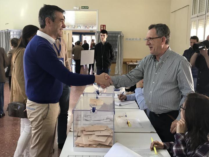 """Román: """"Percibo que hay una ilusión por el cambio electoral"""""""
