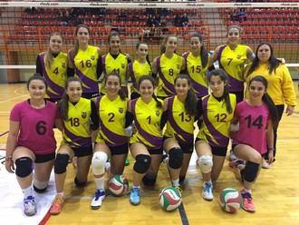 El Club Deportivo Salesianos jugará el Campeonato de España de Voleibol Juvenil Femenino