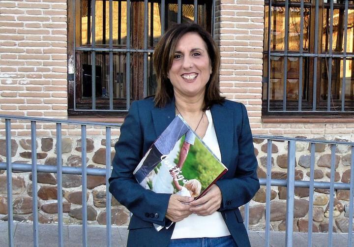 """Yolanda Ramírez: """"Somos un equipo de mujeres y hombres, jóvenes y preparados en diferentes áreas, dispuestos a ofrecer un futuro a El Casar-Mesones"""""""