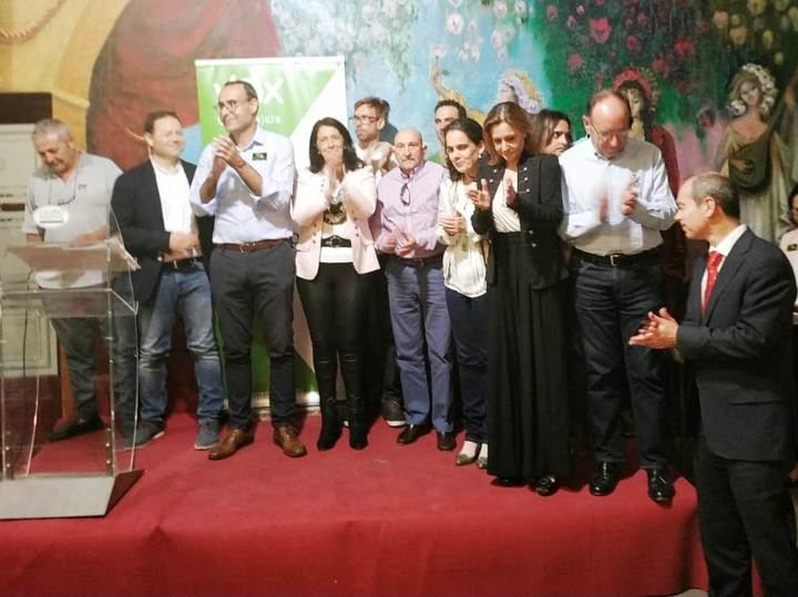 """Antonio de Miguel: """"En VOX las estrellas para el Ayuntamiento son las personas de Guadalajara, las ideas y el programa"""""""