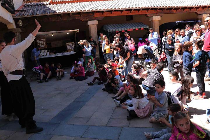El Mercado Medieval de Tamajón se ha estrenado en 2019 como Fiesta de Interés Turístico Provincial