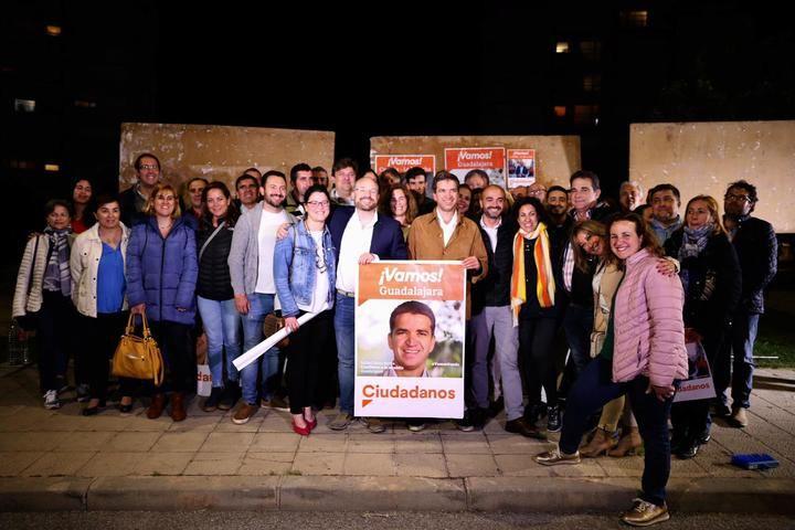 """Alejandro Ruiz: """"Ha llegado la hora de romper el bipartidismo en esta región. Vamos a ser claves para el futuro de esta región"""""""