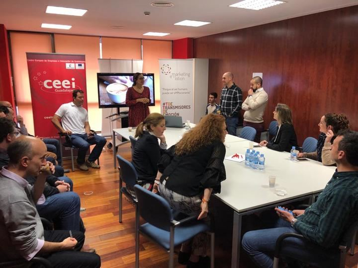 """Arranca """"En tu empresa o en la mía"""", una nueva iniciativa del CEEI de Guadalajara"""