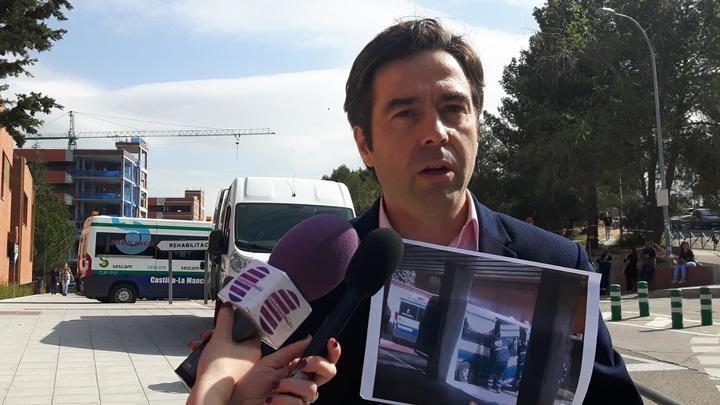 El PP pondrá fin a la falta de medios y de médicos en el Hospital de Guadalajara