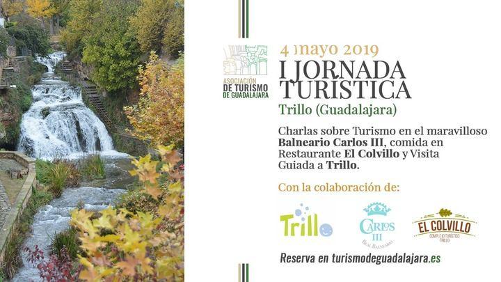 Trillo, anfitrión de la I Jornada Turística de la Asociación de Turismo de Guadalajara este sábado