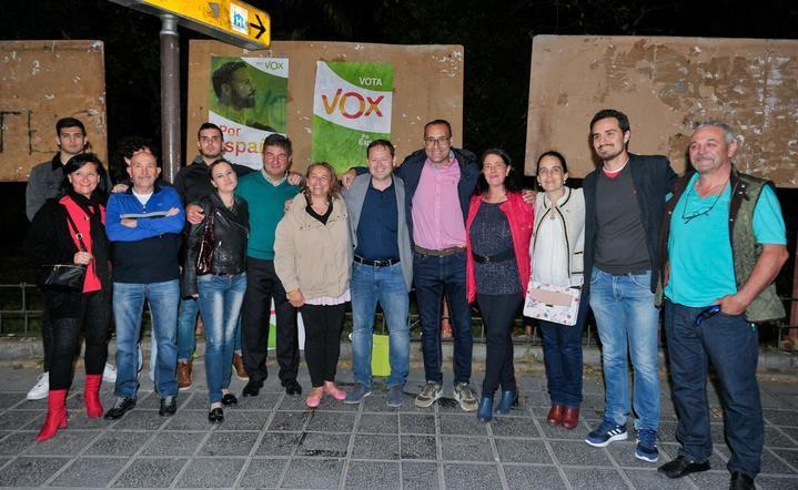 """VOX inicia la campaña del 26M """"con la intención de liderar el Ayuntamiento de Guadalajara y cada municipio donde presentamos candidatura"""""""