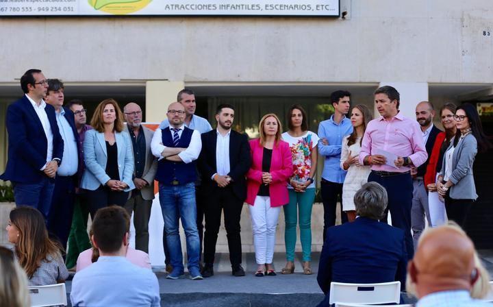 """Fran Hervías: """"Guadalajara es una de las provincias donde la ola naranja no ha parado de crecer"""""""