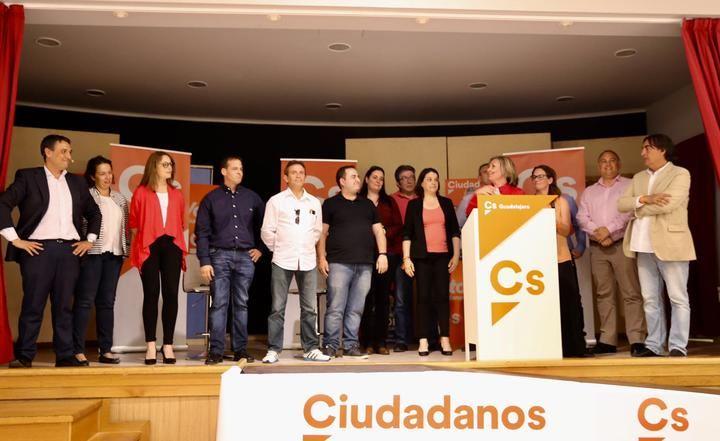 """Marta Usano: """"Alternativa Alovera ha demostrado ser un proyecto inútil para Alovera. Ha llegado el momento del cambio, ha llegado el momento de Ciudadanos"""""""