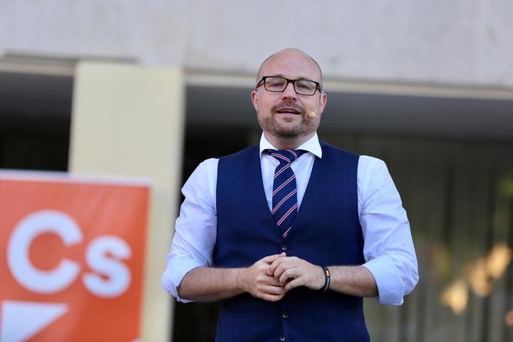 """Alejandro Ruiz: """"Ni el PP, ni el PSOE están contando la verdad a los castellanomanchegos respecto a sus políticas hídricas"""""""