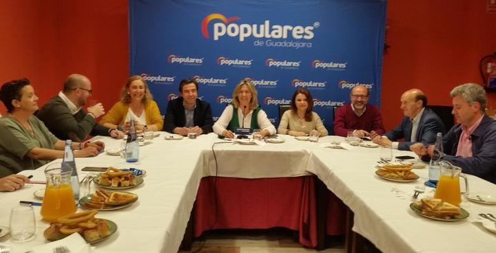 """Guarinos: """"Page ha olvidado y humillado a Guadalajara. El 81% de lo que prometió a esta provincia, no lo ha hecho"""""""
