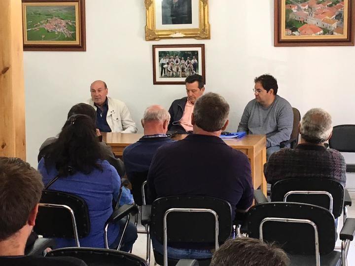 Latre clausura la Jornada 'Sierra de oportunidades' celebrada hoy en Galve de Sorbe