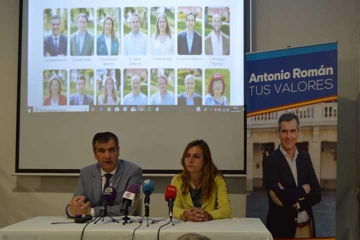 Román anuncia una ayuda de hasta 1.000 euros para que familias de Guadalajara paguen parte de las escuelas infantiles