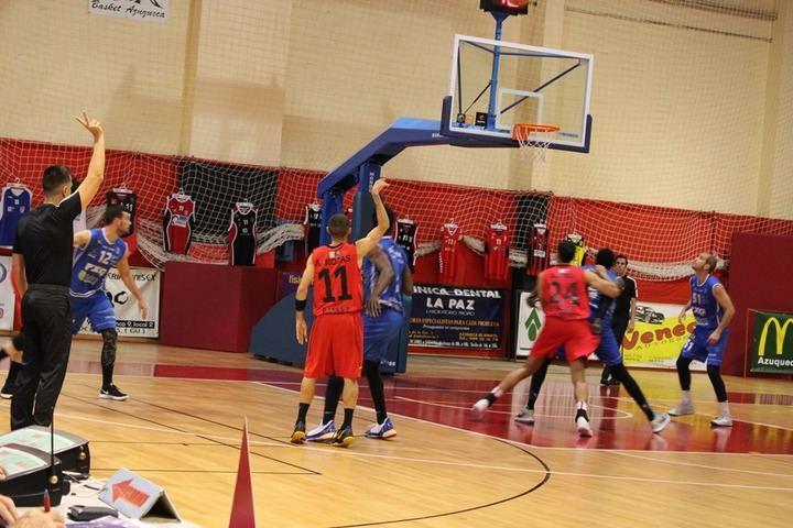 El Isover Basket Azuqueca no pudo despedir a Rojas con una victoria