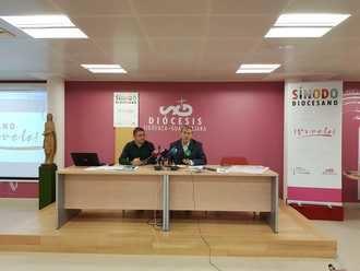 La diócesis de Sigüenza-Guadalajara presenta los trabajos y materiales del Sínodo