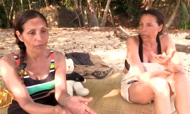 ¡HOLA! Las Azúcar Moreno sorprenden al posicionarse contra Isabel Pantoja en 'Supervivientes'